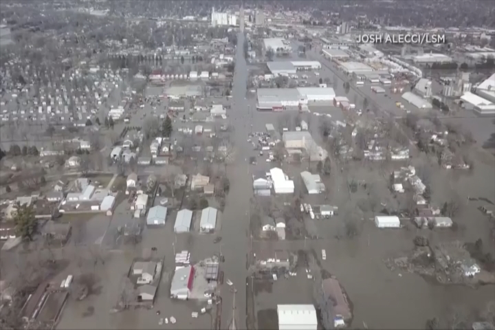 Midwest Assessing Damage After Widespread Flooding - 9 & 10 News