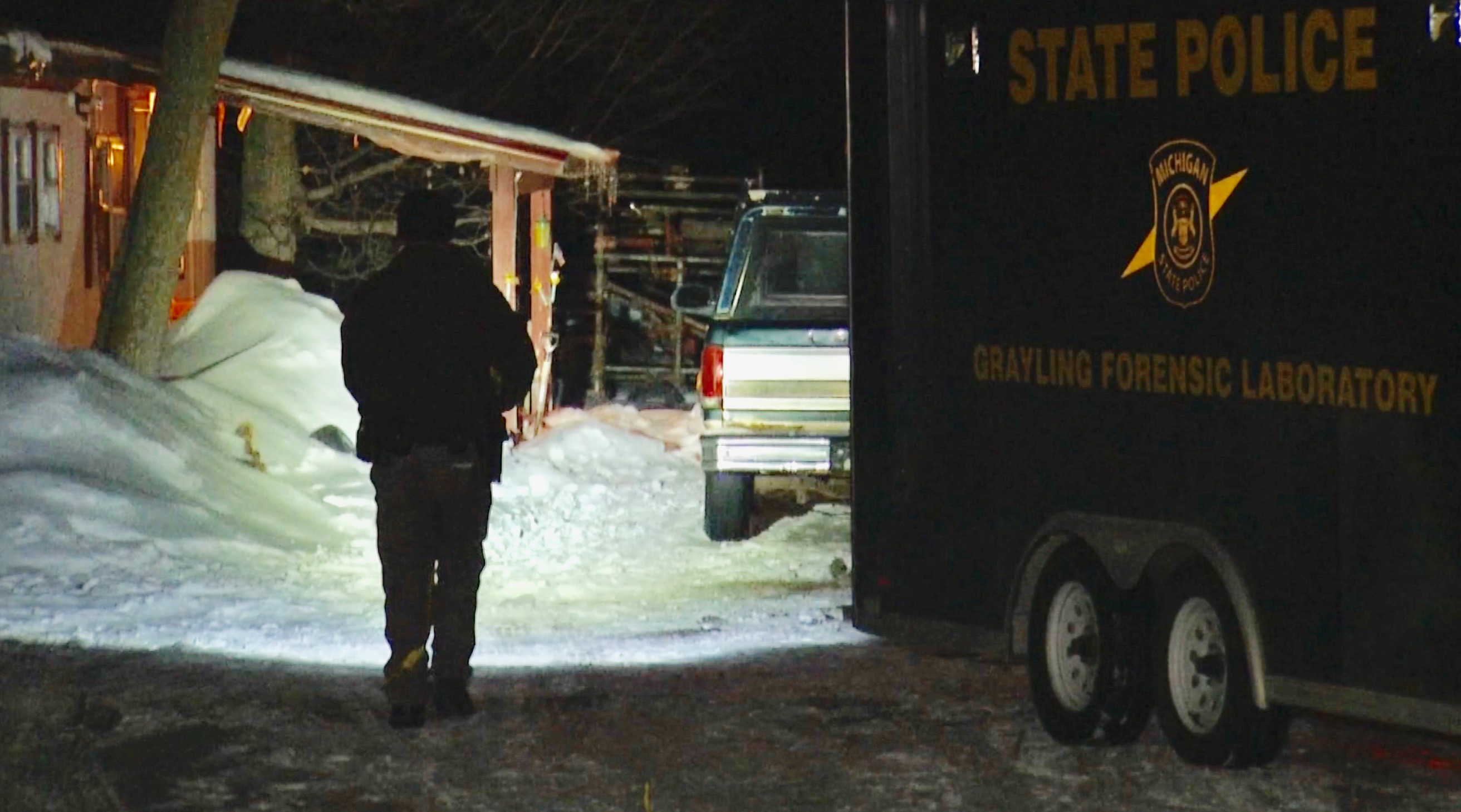 Emmet County Officials Investigating After Finding 2 Dead