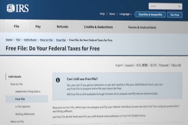 Tax Day: Last Day to File Tax Returns - 9 & 10 News