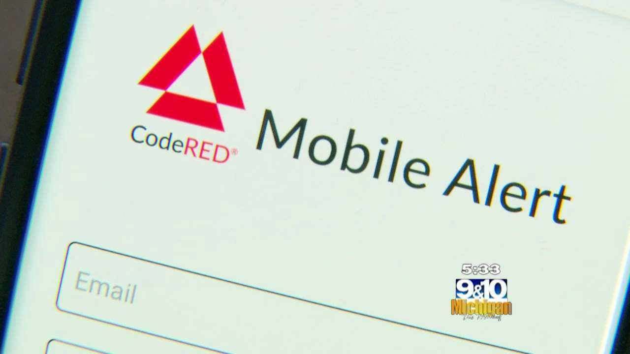 New CodeRED Emergency Alert System Available in Mason