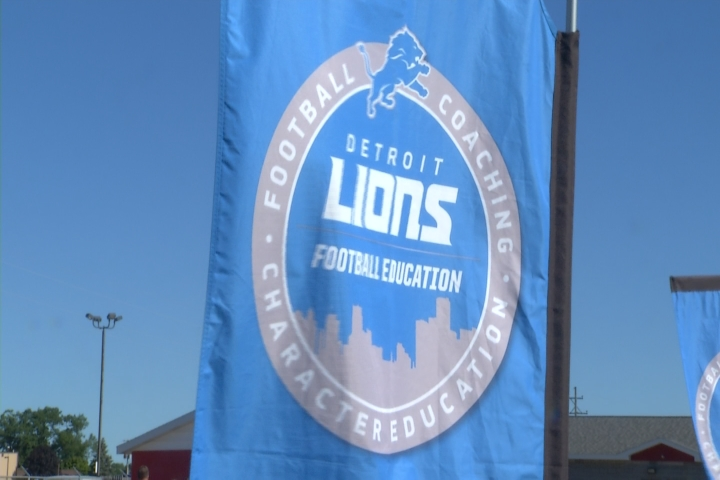 d4b3617a Chris Fritzsching and the Detroit Lions Fundamental Camp Giveaway ...