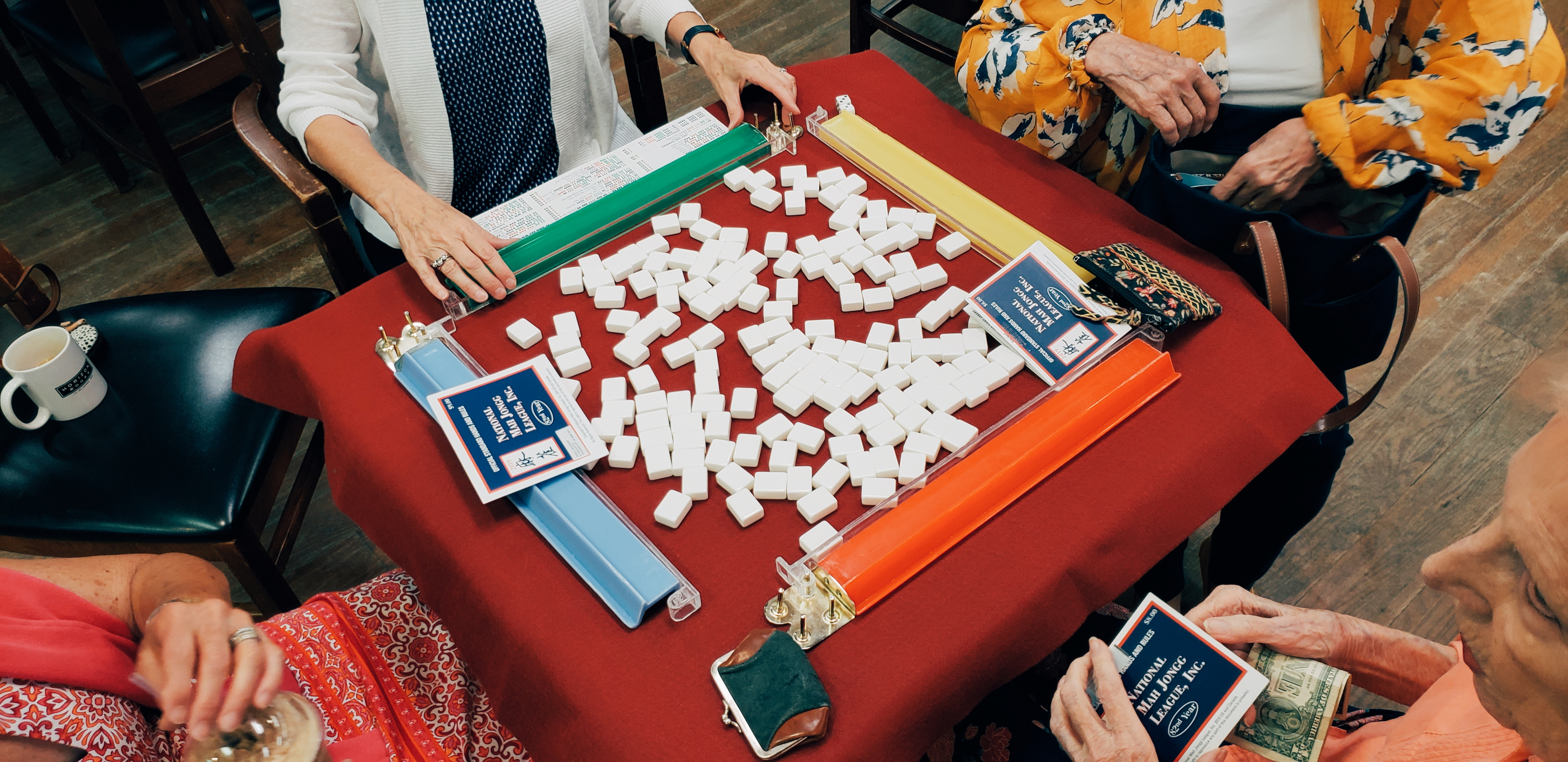 The Pulse: TC Community Group Has Been Playing Mahjong