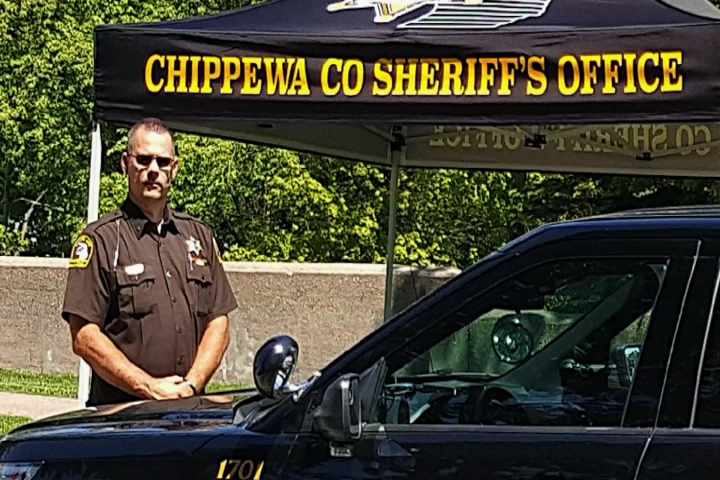 Chippewa County Sheriff Now Recovering at Home After Bad Car