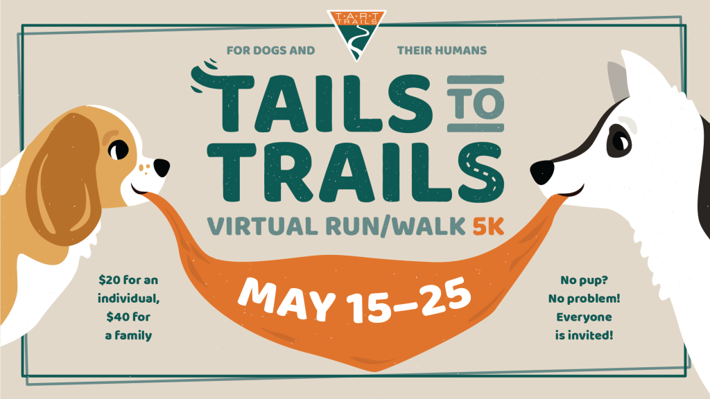 Tails To Trails Facebook Event Cover