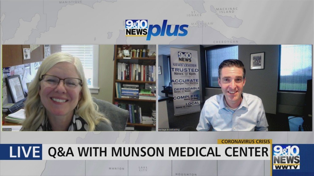 Q&a Session With Munson Medical Center