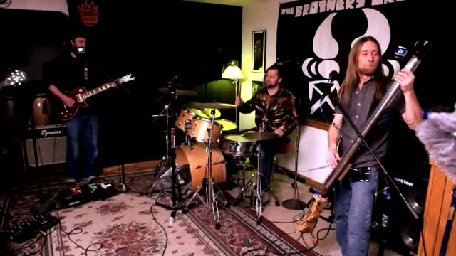 """The Four Sessions: Brothers Crunch """"take Me Home"""""""