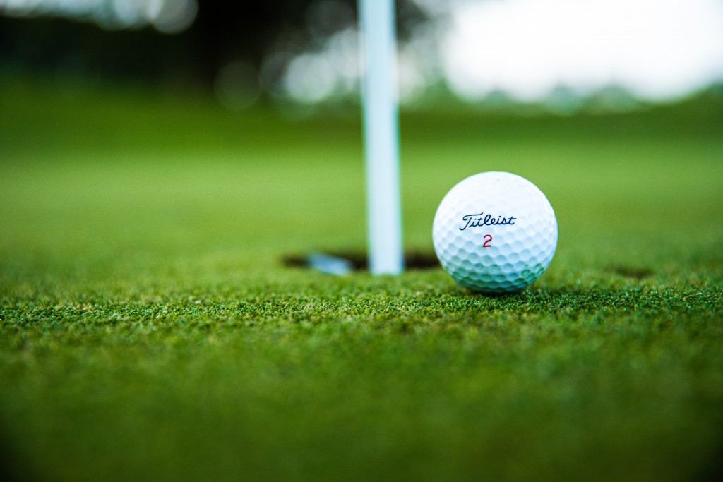 Close Up Photo Of Golf Ball 2828723