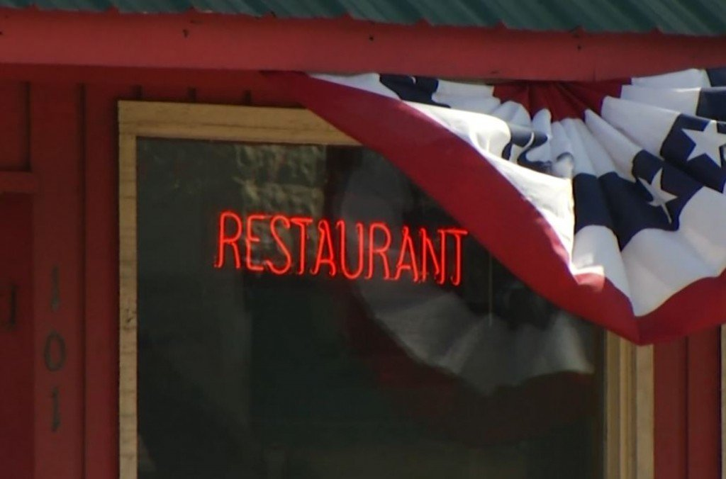 Gladwin Co Restaurant Flooding