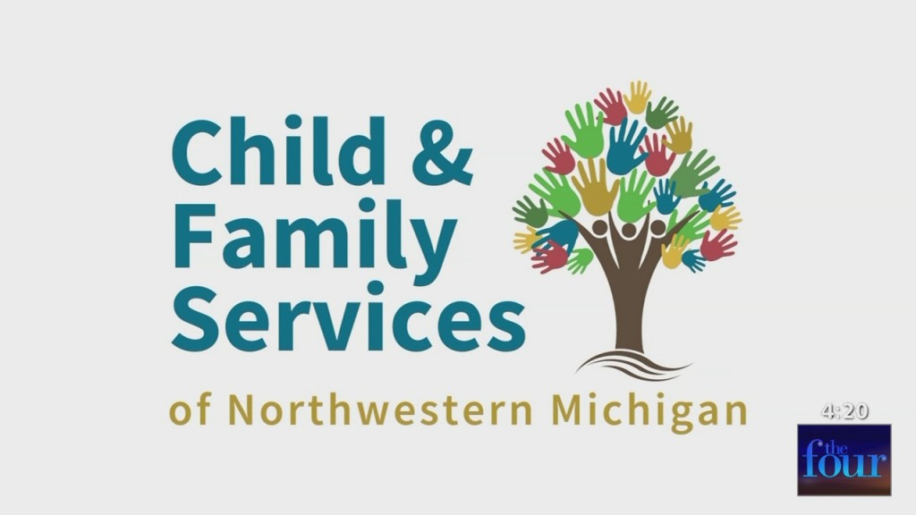 The Four: Child And Family Services Of Northwestern Michigan Duffle Bag Program