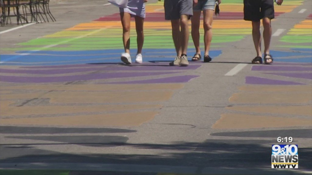Up North Pride Transforms Front Street With Rainbow Hues