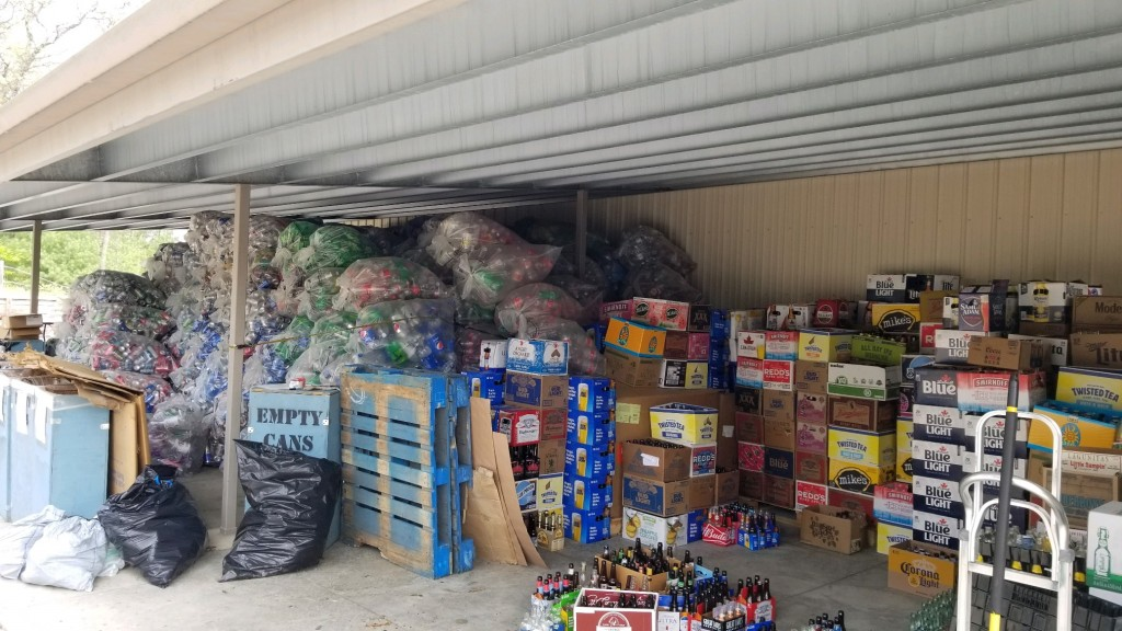 Lots Of Returnables 1