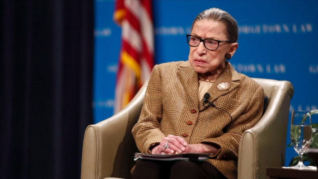 07 14 20 Ruth Bader Ginsburg Hospitalized Vo