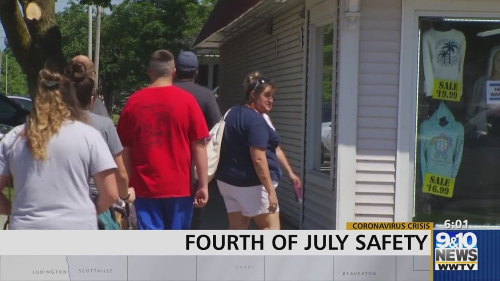 Health Department: Stay Safe From Covid 19 Fourth Of July Weekend