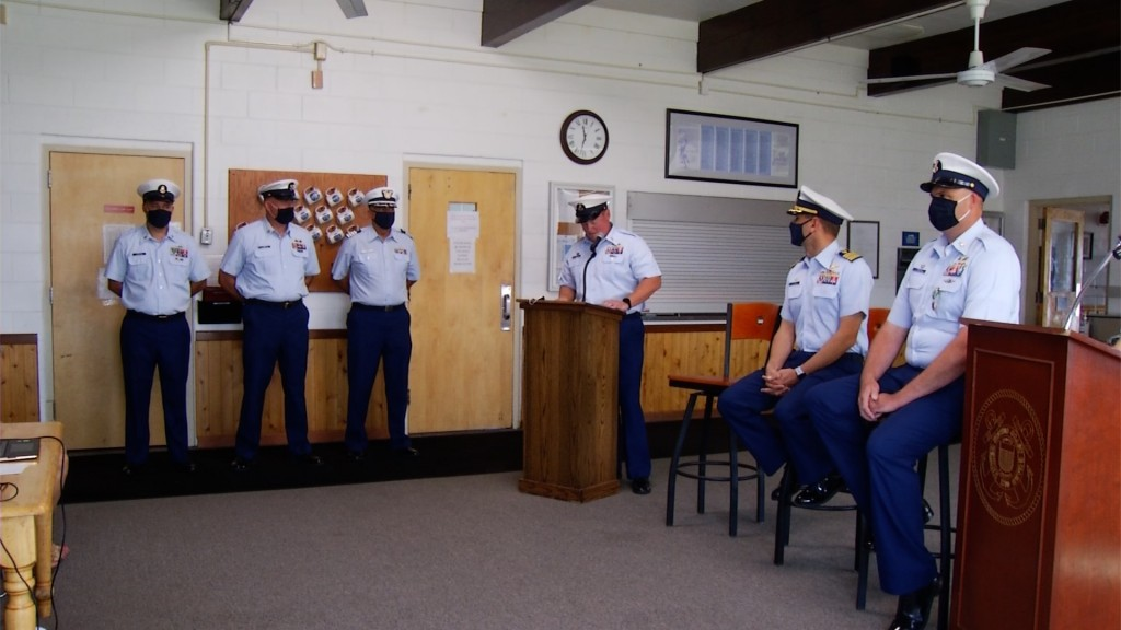 08 14 2020 Uscg Change Of Command Vo 6