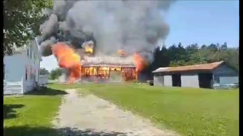 Alpena Deadly Fire Video.mov