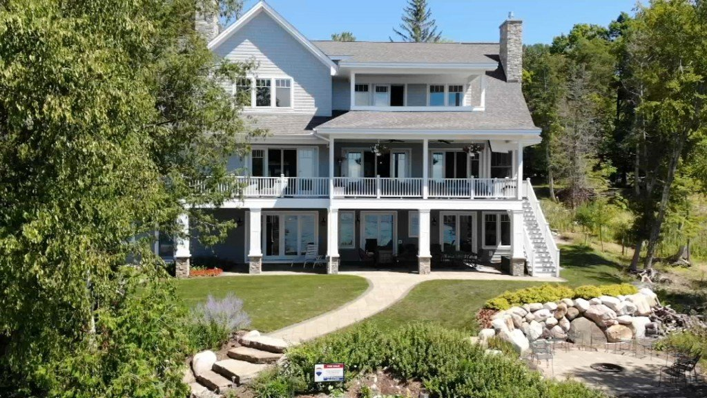 Torch Lake Home 1