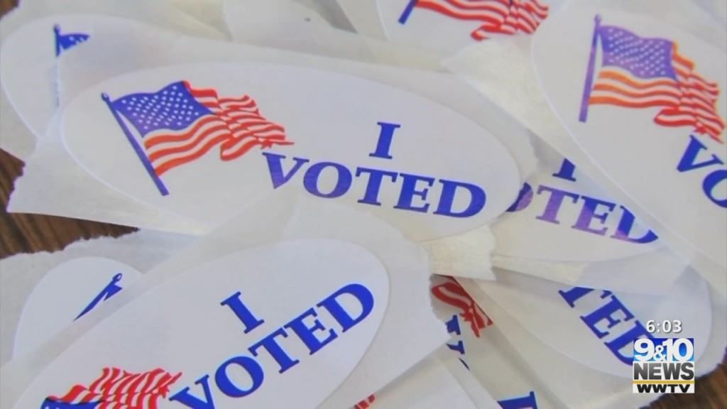 Michigan Bill Would Allow Big Cities To Process Absentee Ballots Day Before Election