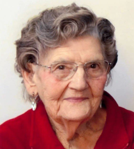 100 Years Old Mary Schoner