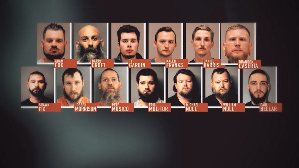 13 Plot Suspects