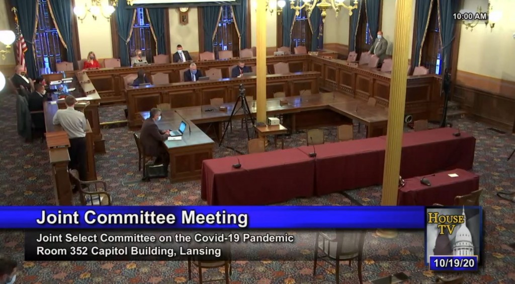 Joint Committee Meeting