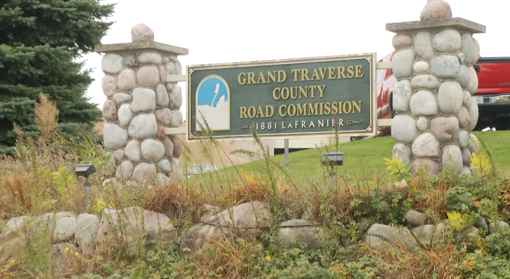 Gt Road Commission Sign