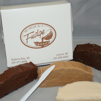 4 Slice Fudge Special