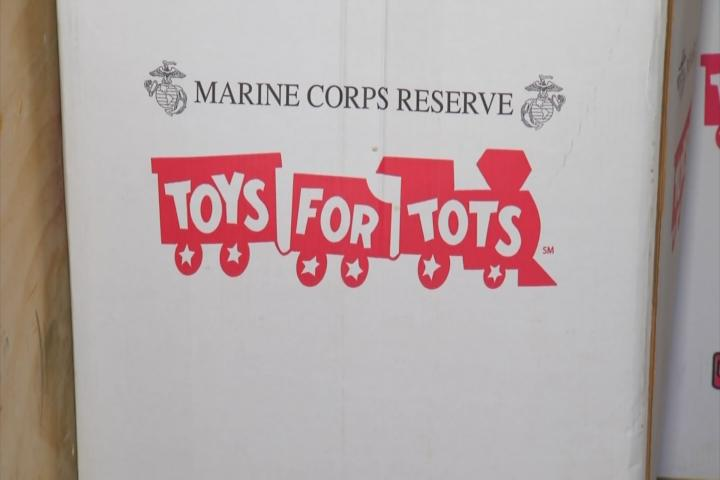 Toys For Tots Stuffin' Vo 10