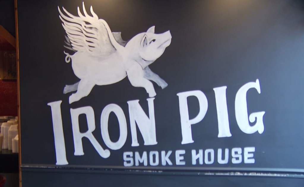 Iron Pig Smokehouse