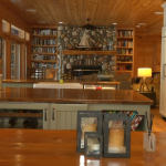 Amazing Northern Michigan Homes Legacy Woods Home On Torch Lake 8