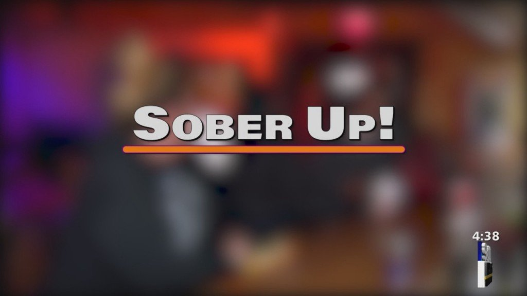 The Four: Healthy Living: Sober Up!