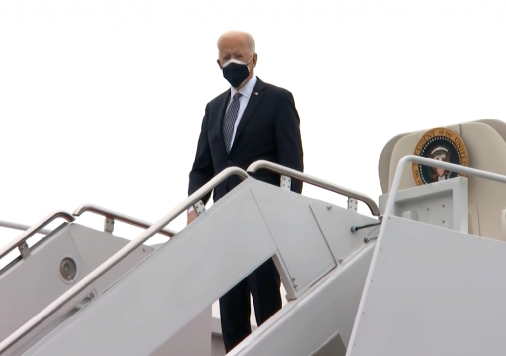 Biden Travels
