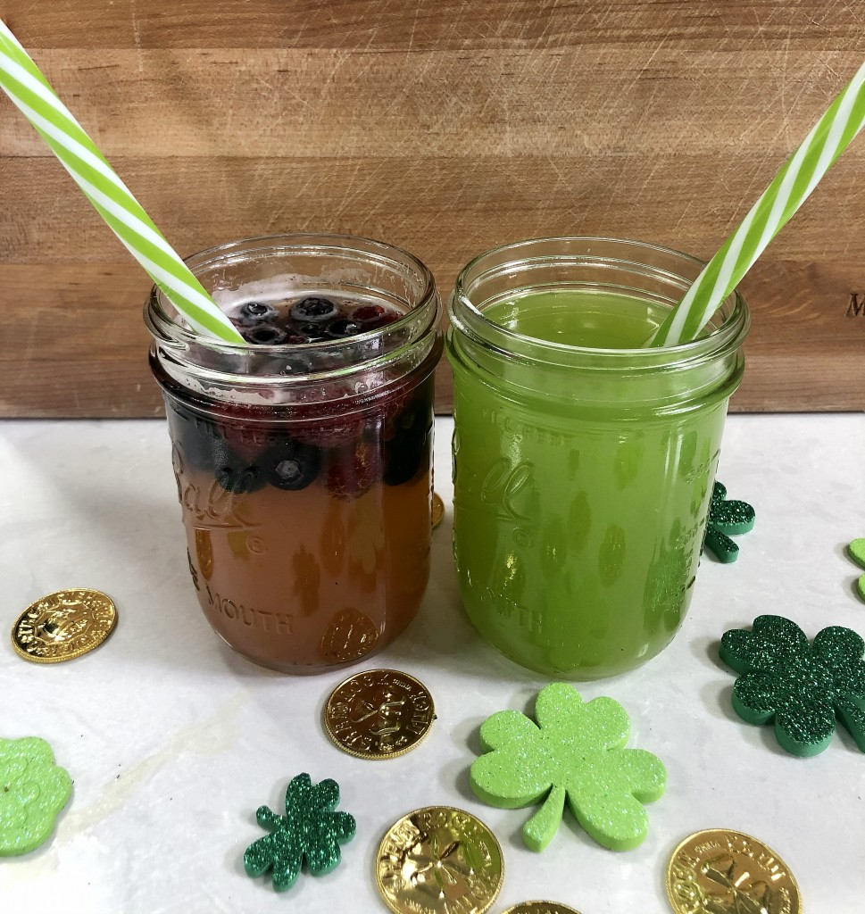 St Paddys Drinks
