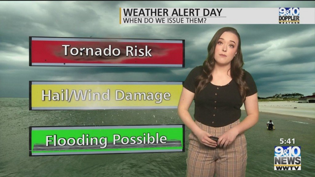 Severe Weather Awareness Week Day 1