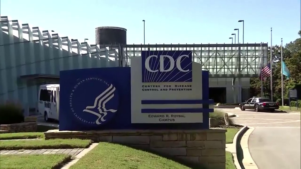 Cdc Johnson Vax Cbs Screenshot