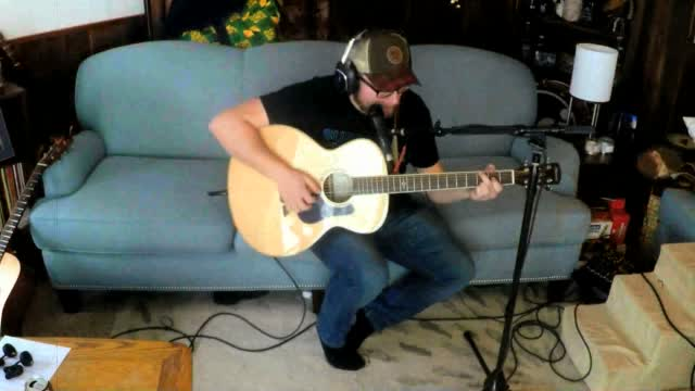 The Four: Friday Sessions On 'the Four': Sean Miller Performs 'this Blue Couch'