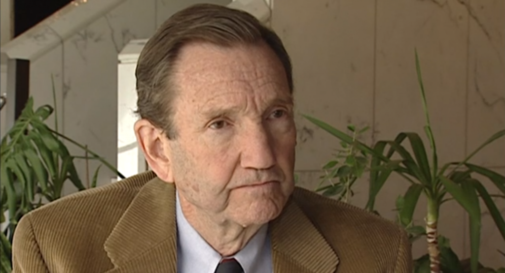 04 11 Us Attorney Ramsey Clark Dies At 93