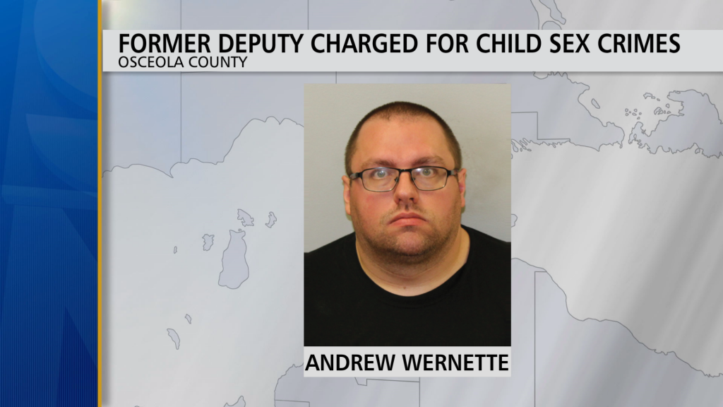 Wernette Charged