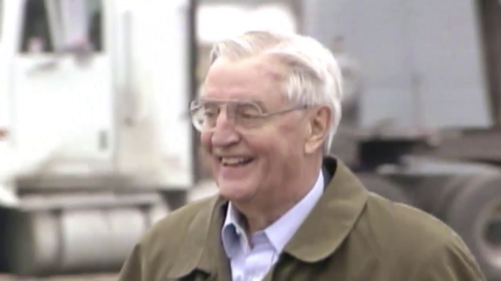 Walter Mondale Cbs Screenshot