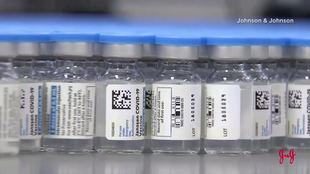 Johnson Vaccine Issues Cbs Screenshot