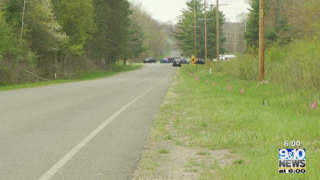 Clare County Manhunt Ends With Suspect In Custody