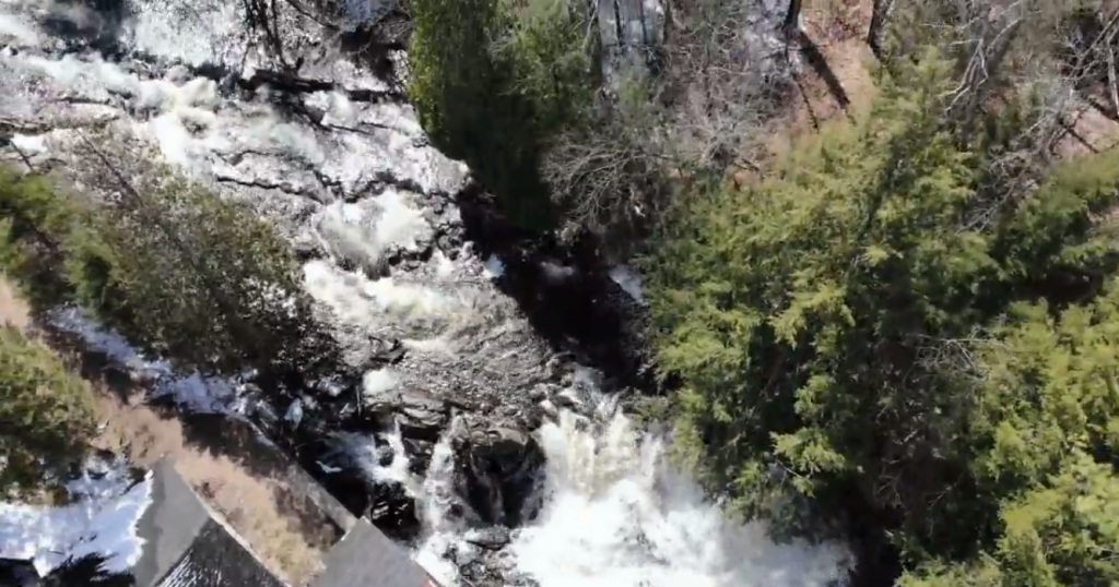 Sights And Sounds: Powerhouse Falls