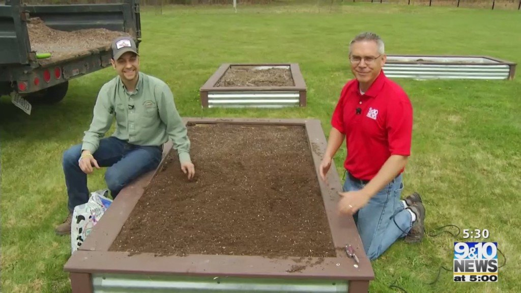 What's Growing With Tom: Reusing A Raised Bed