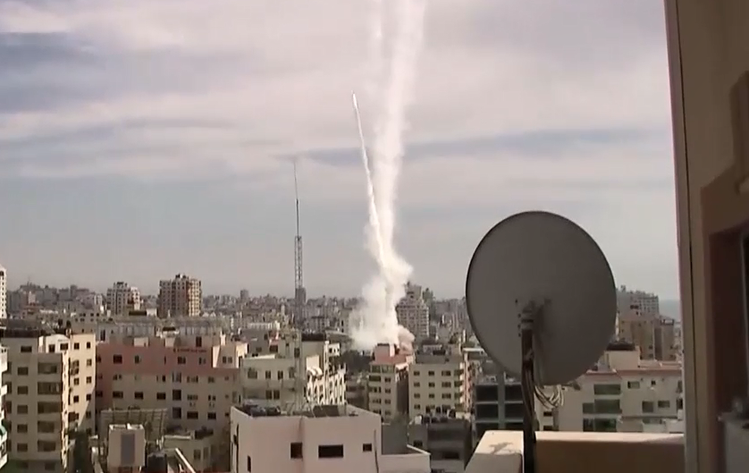 Israel Hamas Cbs Screenshot