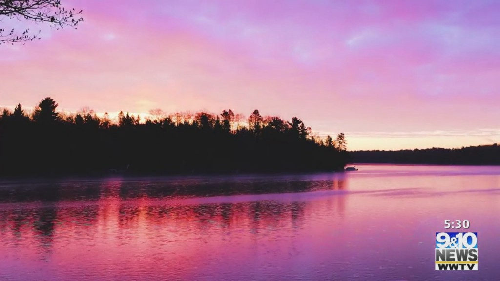 Sights And Sounds: Sunrise Over Spider Lake