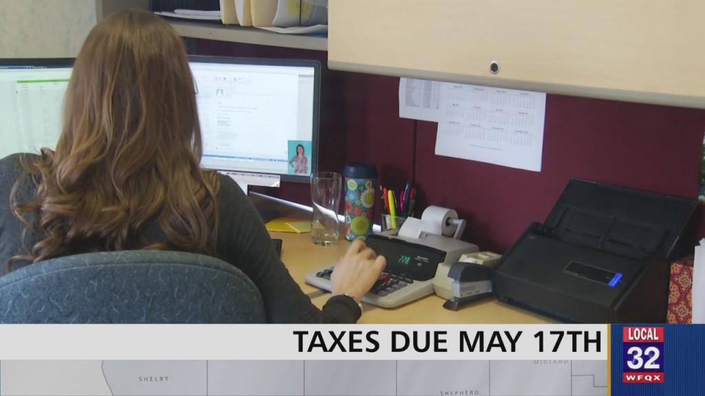 Michigan Dept. Of Treasury Reminds Michiganders Tax Day Is May 17th