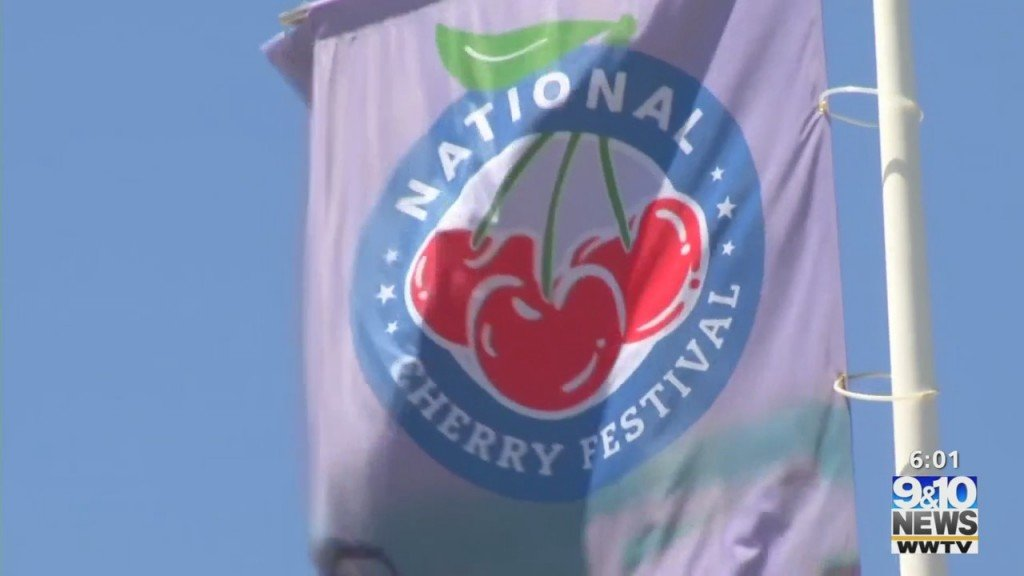 Cherry Festival Responds To Changes On Outdoor Restrictions