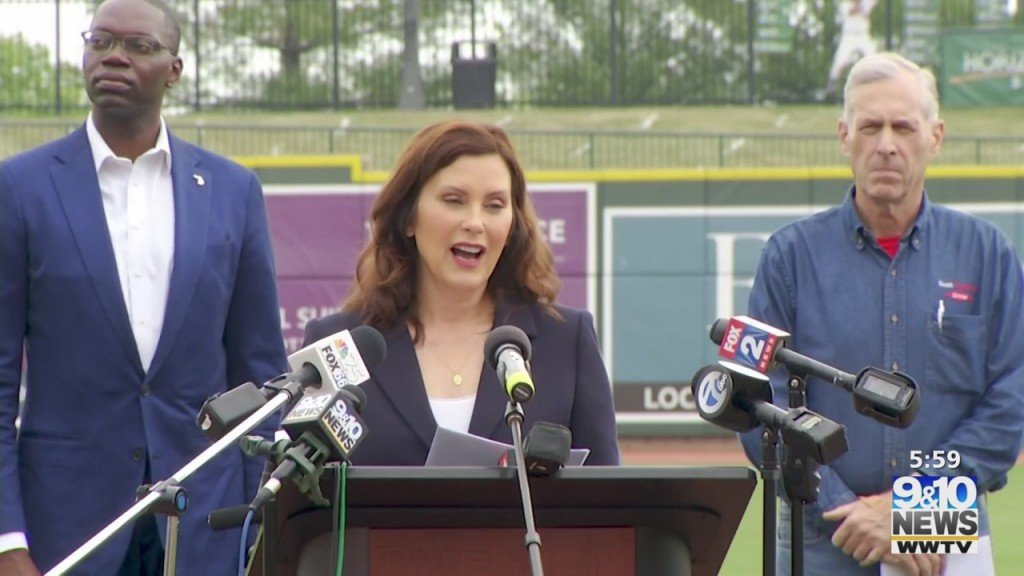 Gov. Whitmer Sets Dates For The End Of Michigan's Covid Restrictions
