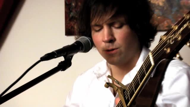 Friday Sessions On 'the Four': Jake Allen Performs 'on The Run'