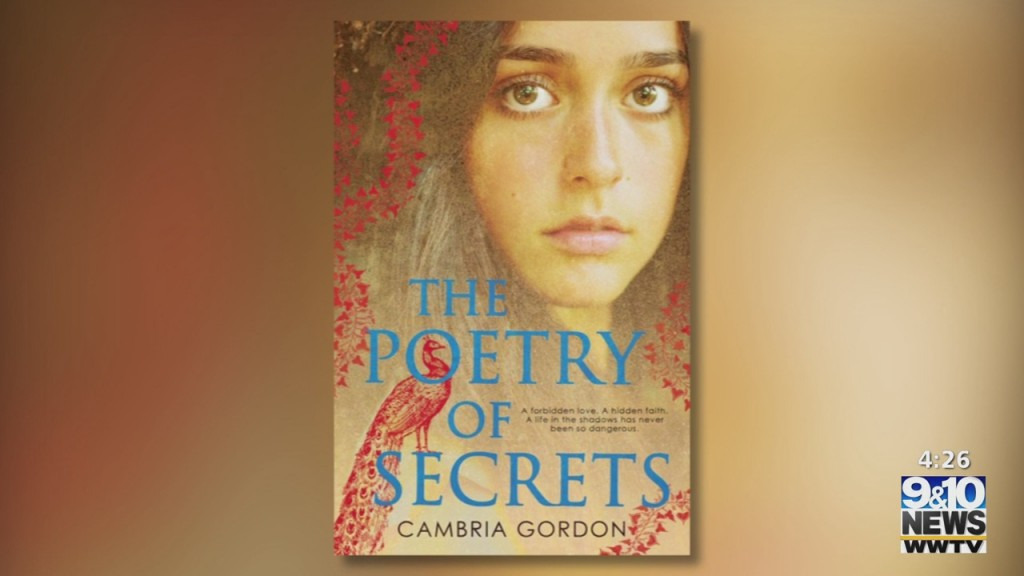 The Four: Good Reads From Brilliant Books: 'the Poetry Of Secrets' By Cambria Gordon