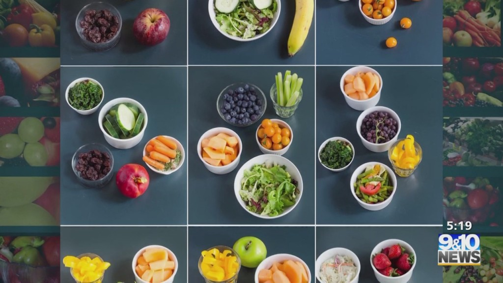 Healthy Living: The Science Of Food